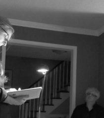 Writers in My Residence salon - Nov 27 2014